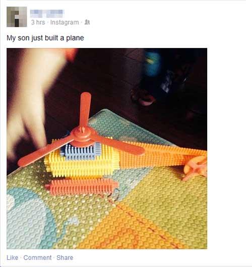 dumbest-facebook-son-bulit-plane