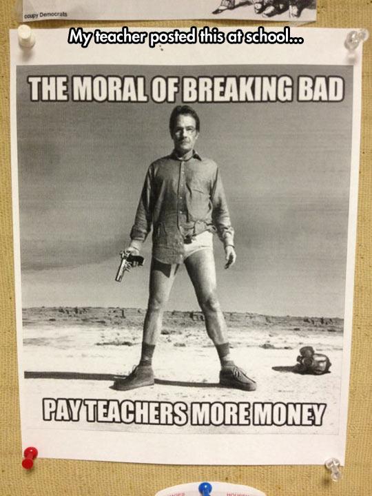 Teachers Get It