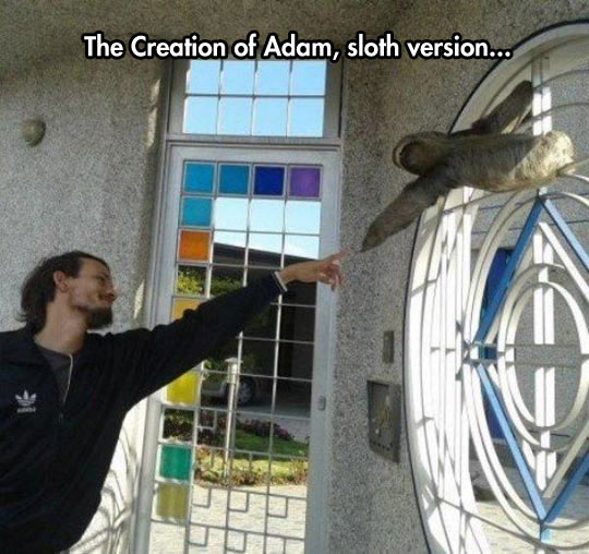 The Creation Of Sloth