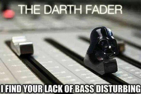 He Must Be A Synth Lord
