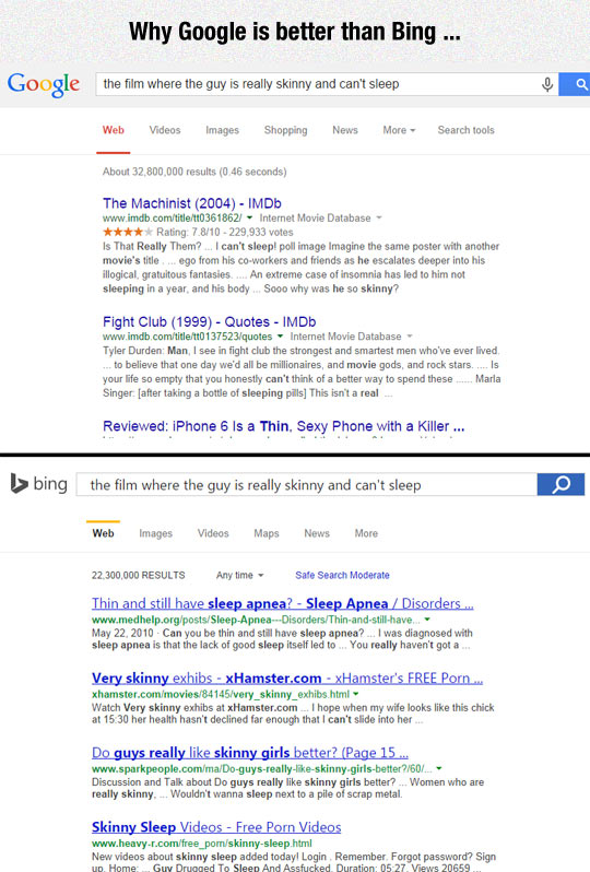 Why I Still Choose Google