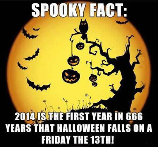 For All Those People Excited For Halloween