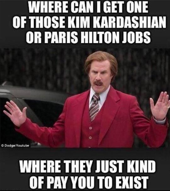 funny-Kardashian-Paris-Hilton-jobs