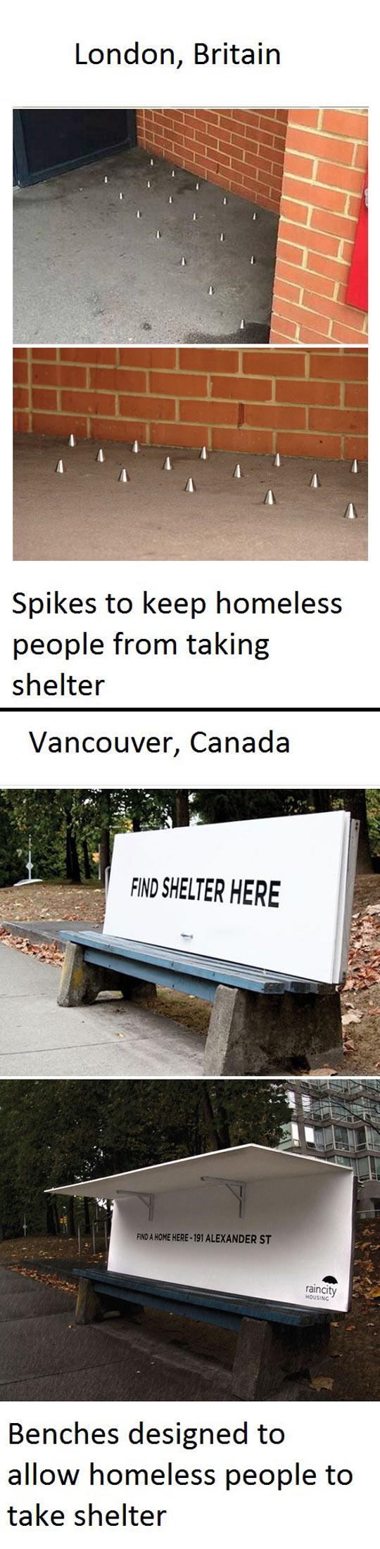 funny-London-homeless-Canada-shelter