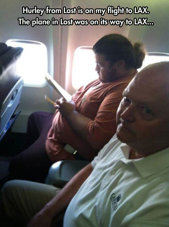 funny-Lost-Hurley-plane-scary
