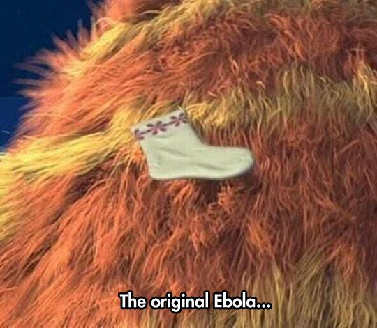 The Original Disease