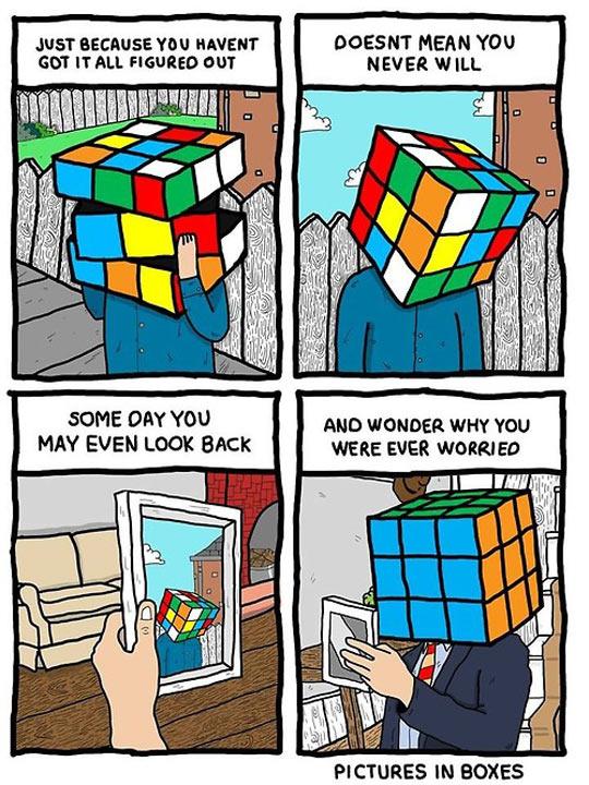 funny-Rubik-cube-teen-worried