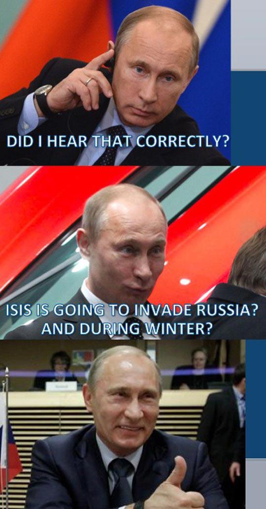 Putin Can