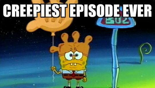 funny-SpongeBob-creepiest-episode