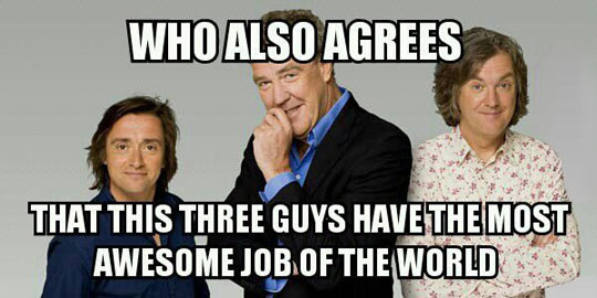 The Most Awesome Job