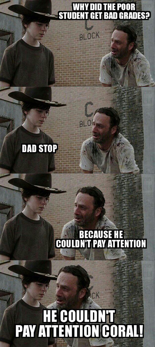 Listen To Your Dad, Carl