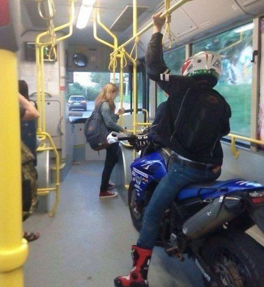 funny-bicycle-inside-subway