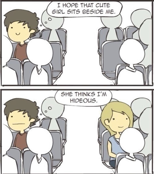 funny-boy-bus-girl-sits
