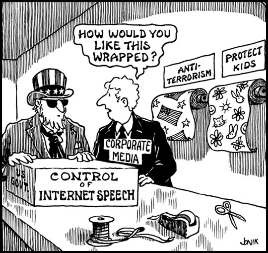 Governments And Media Today