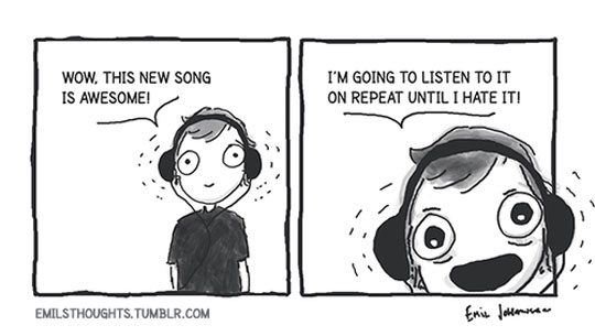 funny-cartoon-new-song-repetitive-listening
