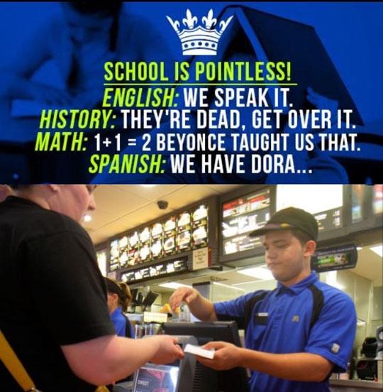 funny-cashier-McDonalds-school-useless
