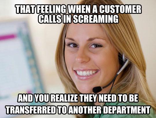 Customer Service Win