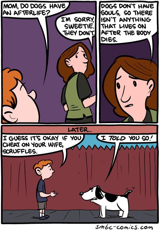 Dog Afterlife