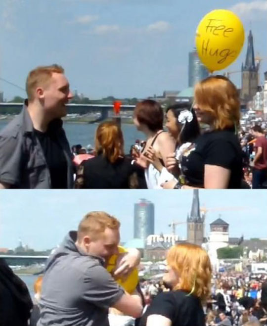 funny-girl-guy-free-hugging-balloon