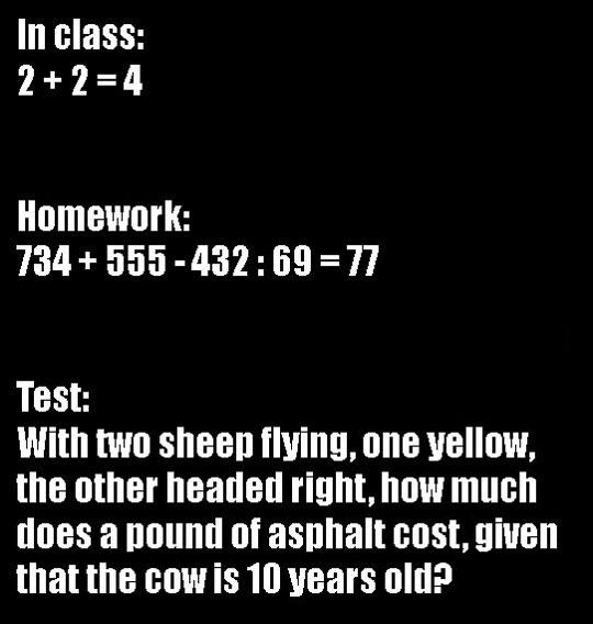 funny-math-test-homework-difficult
