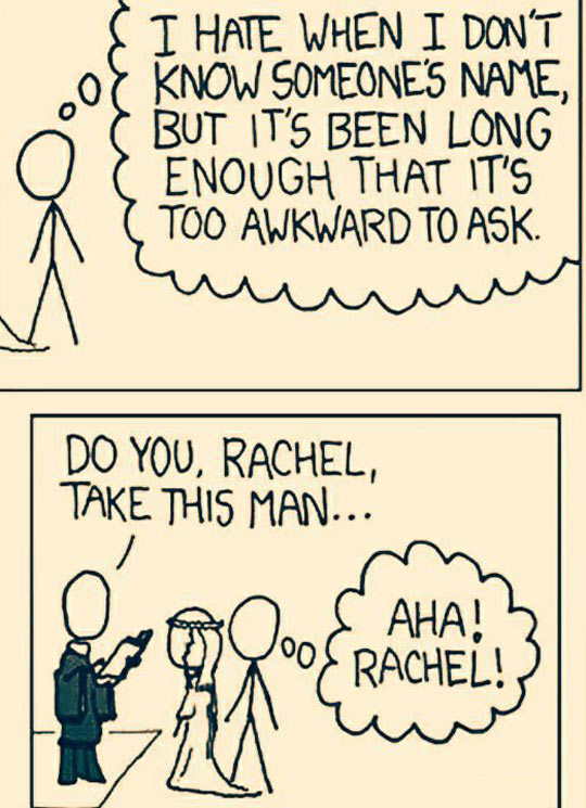 funny-names-forgotten-wife-wedding-comic