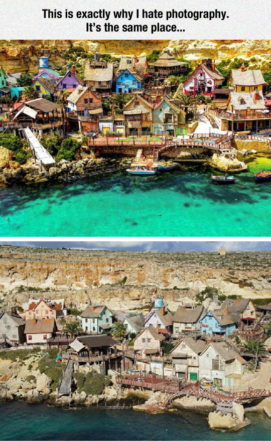 funny-photography-same-place-sea-colored-houses