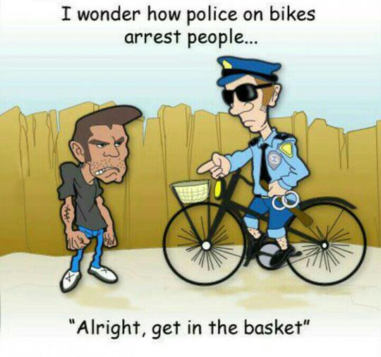 funny-police-bike-arrest-people-basket