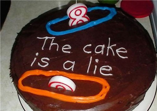 funny-portal-birthday-cake-is-a-lie