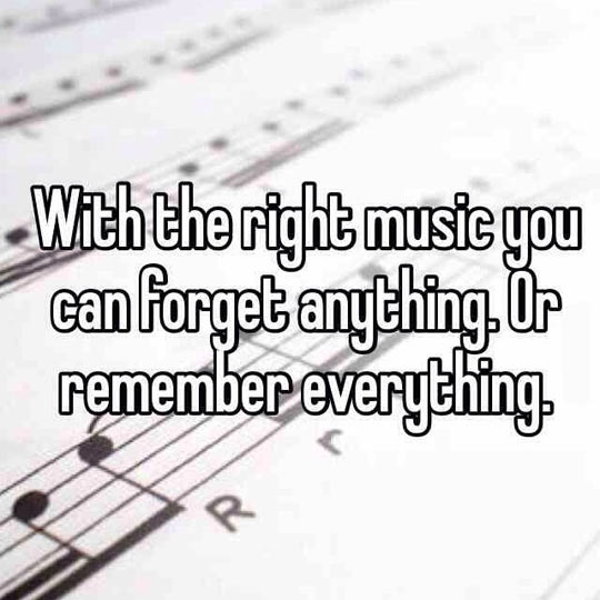 The Right Music