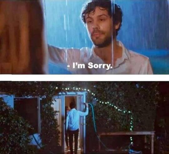 Romantic Men Be Like