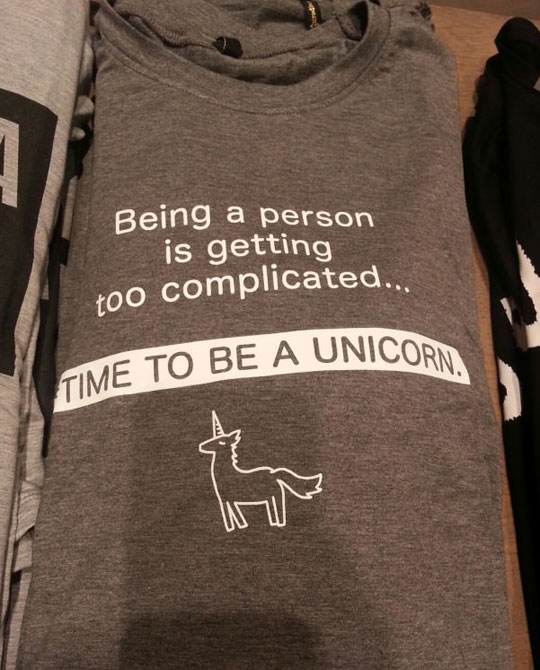 funny-shirt-unicorn-complicated