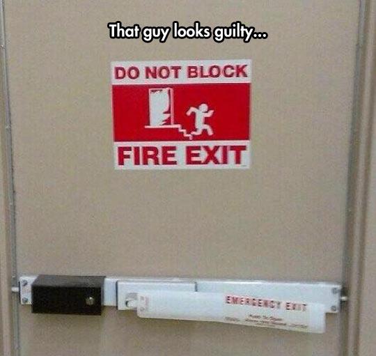 Do Not Start A Fire