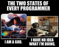 The First Thing You Learn Working As A Programmer
