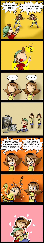 funny-webcomic-fake-mother-videogames