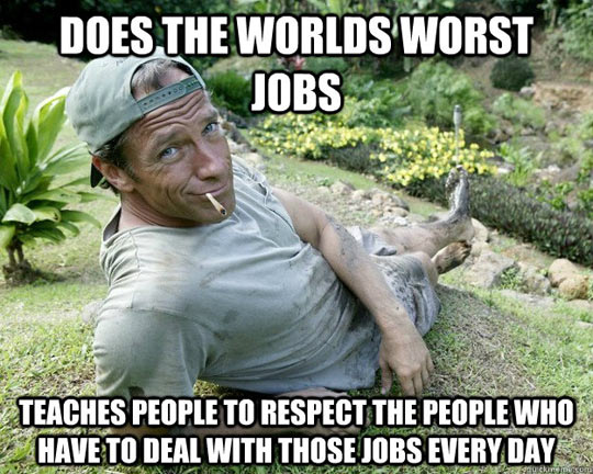 Mike Rowe Is A Good Guy