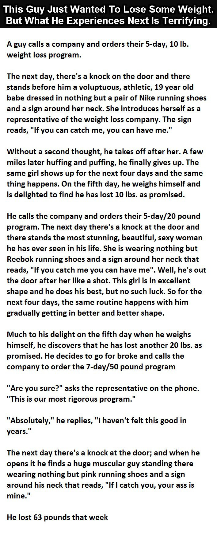 The Most Effective Weight Loss Program Ever. This Is Priceless.