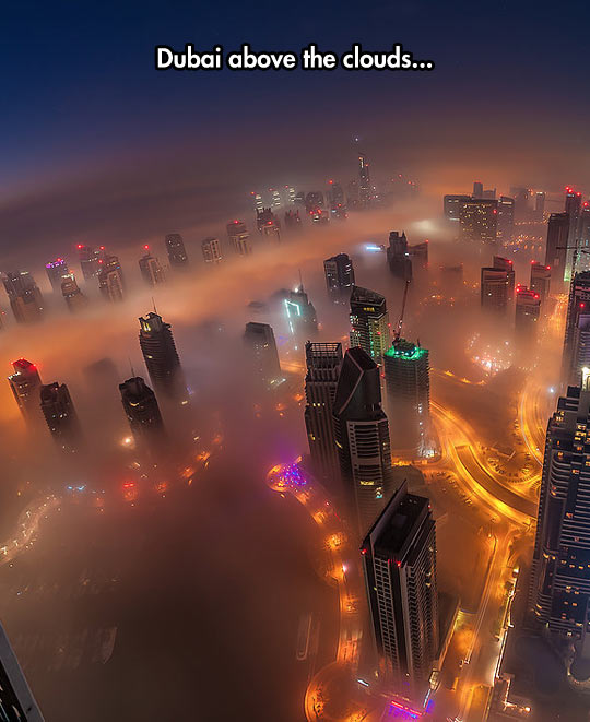 Dubai Is A Beautiful City