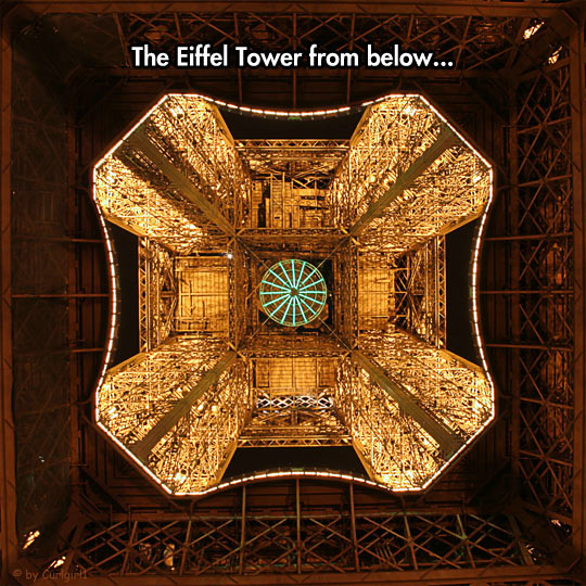 cool-Eiffel-Tower-below-lights