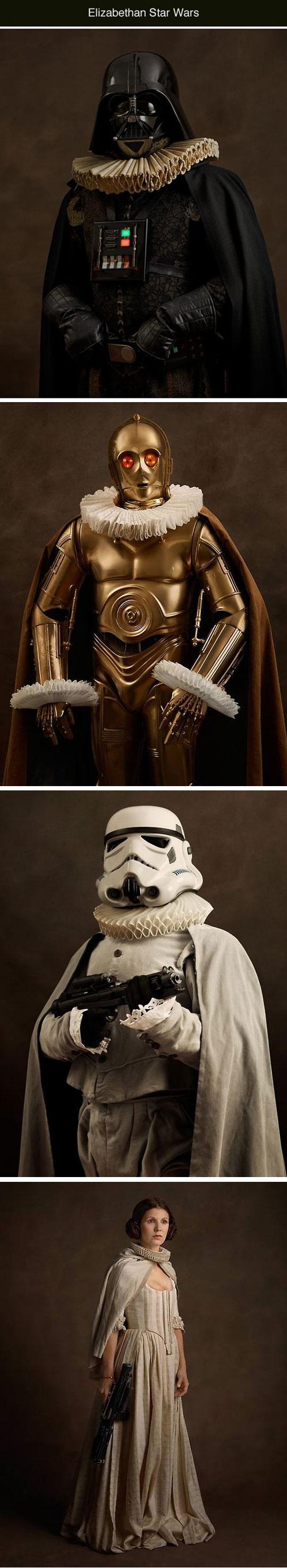Elizabethan Star Wars