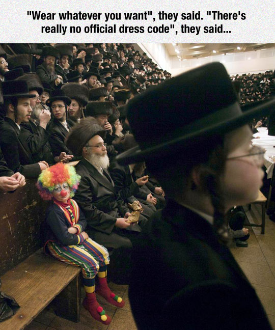 Krusty The Clown In Real Life?