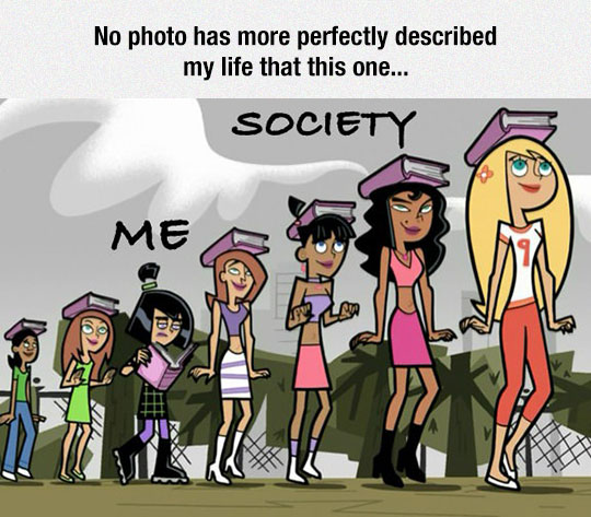 A Society Based On Appearances