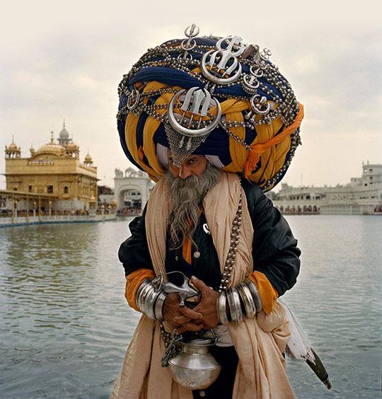 A Military Sikh