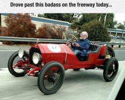 Driving Like A Boss