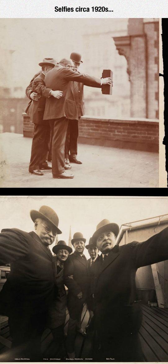 cool-old-selfie-men-roof-friends