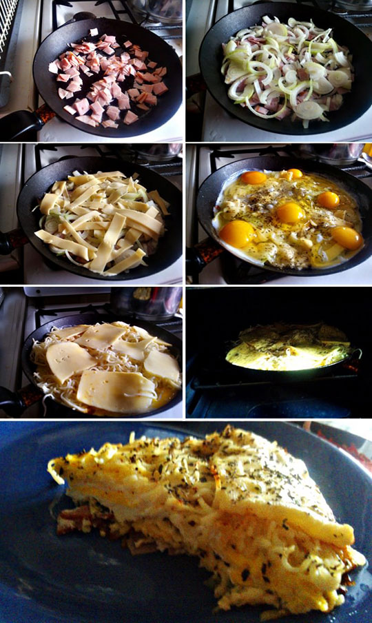 How To Make A Beautiful Omelette