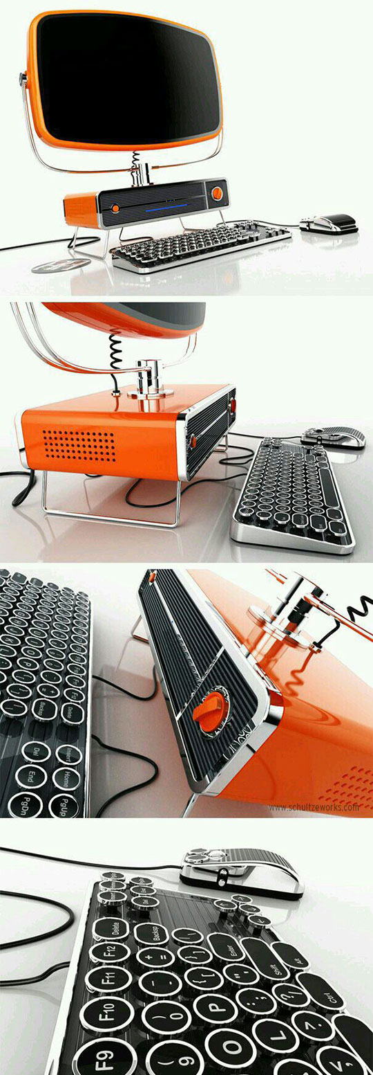 Hipsters Dreamed Computer
