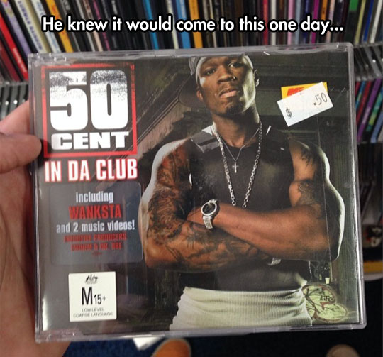 50 Cent for 50 Cent