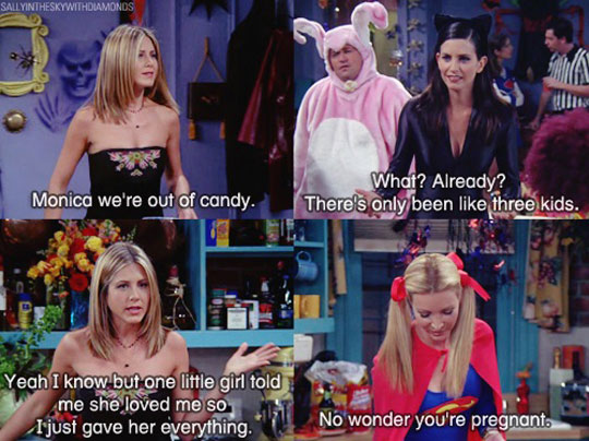 funny-Friends-Halloween-out-candy