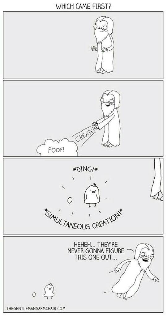 funny-God-creating-egg-chicken-cartoon
