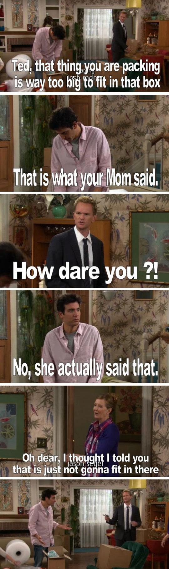 funny-HIMYM-Barney-Ted-box-joke